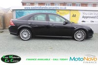 USED 2006 56 FORD MONDEO 3.0 ST220 5d 226 BHP PETROL BLACK Excellent example that has been extremely well cared for by a ford enthusiast.