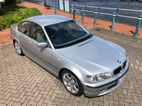 USED 2003 53 BMW 3 SERIES 3.0 330I SE 4d AUTO 228 BHP 1 LADY OWNER! VERY LOW MILEAGE! BMW HISTORY!