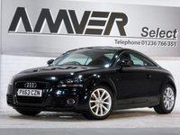 USED 2013 63 AUDI TT 2.0 TFSI SPORT 2d 208 BHP