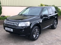 USED 2012 12 LAND ROVER FREELANDER 2.2 SD4 HSE 5d AUTO 190 BHP MASSIVE SPEC! AUTO, LEATHER, SAT NAV, PARK SENSORS, HEATED SEATS