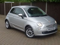 USED 2009 59 FIAT 500 1.2 SPORT 3d 69 BHP !!!TRADE CLEARANCE!!!