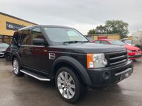 USED 2007 LAND ROVER DISCOVERY 2.7 3 TDV6 XS 5d AUTO 188 BHP 7 Seat 4x4 Great 7 Seater Discovery with Full Service History, Sat Nav, Side Steps, Heated Leather Seats, All Terrain Tyres & Much more.