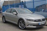 2019 VOLKSWAGEN PASSAT 2015 Volkswagen Passat 2.0 241BHP BiTDI SCR R Line 4MOTION 4dr DSG Diesel Automatic £13490.00