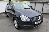 USED 2007 07 NISSAN QASHQAI 1.5 VISIA DCI 5d 105 BHP * FULL HISTORY-LOW TAX GROUP *