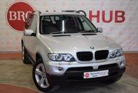 USED 2005 BMW X5 3.0 D SE 5d 215 BHP