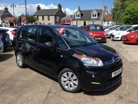 USED 2014 14 CITROEN C3 PICASSO 1.4 PICASSO VTR PLUS 5d 94 BHP LOW MILEAGE, WITH FULL DEALER SERVICE HISTORY