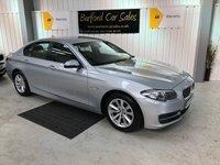 USED 2014 BMW 5 SERIES 2.0 520D SE 4d 181 BHP