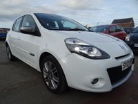 USED 2012 12 RENAULT CLIO 1.1 DYNAMIQUE TOMTOM TCE GREAT CAR