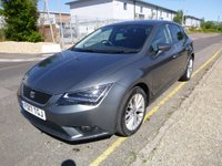 USED 2017 17 SEAT LEON 1.6 TDI SE DYNAMIC TECHNOLOGY 110ps 5dr
