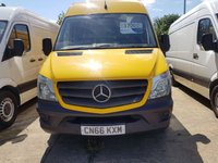 USED 2016 66 MERCEDES-BENZ SPRINTER 2.1 314CDI 1d 140 BHP EURO 6... NO VAT ... READY FOR WORK