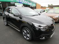 USED 2015 65 RENAULT KADJAR 1.5 DYNAMIQUE S NAV DCI 5d 110 BHP NO DEPOSIT FINANCE DEALS AVAILABLE....CALL 01543 379066