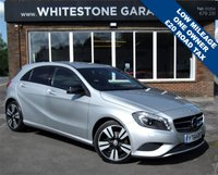 USED 2014 64 MERCEDES-BENZ A CLASS 2.1 A200 CDI SPORT 5d 136 BHP £20 YEAR TAX, 1 LADY OWNER, LOW MILES, CRUISE CONTROL, PRE WIRED FOR SAT NAV