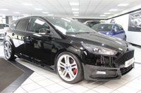 USED 2018 67 FORD FOCUS 2.0 ST-3 5d 250 BHP NAV STYLE PACK APPLE 1 OWNER