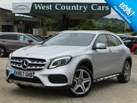 USED 2017 67 MERCEDES-BENZ GLA-CLASS 2.1 GLA 220 D 4MATIC AMG LINE PREMIUM 5d AUTO 174 BHP Demo + 1 Dorset Owner From New