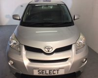 USED 2011 11 TOYOTA URBAN CRUISER 1.4 D-4D 5d 89 BHP Urban Cruiser-Low Mileage-Full Toyota History-50 MPG-£125 Road Tax-Low Insurance-All Wheel Drive-Fab Spec-Toyota Reliability-Looks And Drives Great