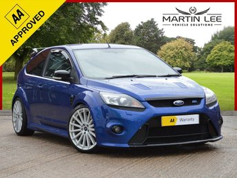 2010 FORD FOCUS 2.5 RS 3d 300 BHP £21995.00