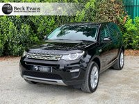 USED 2018 18 LAND ROVER DISCOVERY SPORT 2.0 SI4 HSE 5d AUTO 238 BHP VAT QUALIFYING