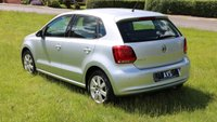 USED 2010 60 VOLKSWAGEN POLO 1.4 SE DSG 5d AUTO 85 BHP 14K MILES 9 VW SERVICES