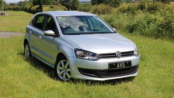 2010 VOLKSWAGEN POLO 1.4 SE DSG 5d AUTO 85 BHP £SOLD