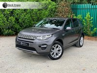 USED 2018 18 LAND ROVER DISCOVERY SPORT 2.0 SI4 HSE 5d AUTO 238 BHP