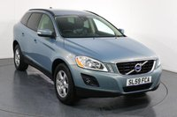 USED 2009 59 VOLVO XC60 2.4 D5 S AWD 5d 205 BHP FULL 10 Stamp SERVICE HISTORY