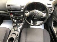 USED 2008 08 SUBARU LEGACY 2.0 REN AWD 5d AUTO 165 BHP