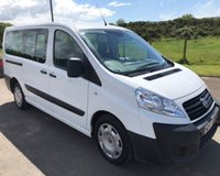 USED 2009 59 FIAT SCUDO COMBI 2.0 DIESEL PANORAMA COMBI LWB 9 SEATER 5d 118 BHP **BARGAIN PX PRICED TO CLEAR**