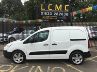 USED 2011 61 PEUGEOT PARTNER 1.6 HDI S L1 850 1d 89 BHP FINISHED IN WHITE WITH DARK GREY CLOTH UPHOLSTERY. THREE OWNERS FROM NEW. ONLY 85000 MILES. ALLOY WHEELS. NEW MOT ON PURCHASE. BOARDED OUT IN REAR. PLEASE GOTO www.lowcostmotorcompany.co.uk TO VIEW OVER 120 CARS IN STOCK