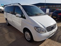 USED 2005 05 MERCEDES-BENZ VIANO 2.1 CDI LONG TREND 5d 150 BHP MOT SERVICE  WARRANTY  Full Service History | New 12 Months MOT | Service | Warranty | For More Information Please Call 01733 891250