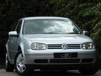2002 VOLKSWAGEN GOLF 1.9 GT TDI 5d 130 BHP £6975.00