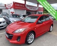 USED 2013 13 MAZDA 3 1.6 VENTURE EDITION 5d 103 BHP *ONLY 24,000 MILES* MINT CONDITION