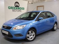 2011 FORD FOCUS 1.6 TDCi Style 5dr £2490.00