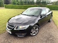 2011 SAAB 9-5 2.0 VECTOR SE TID 4d 160 BHP Full Service History Timing Belt Replaced  £7990.00