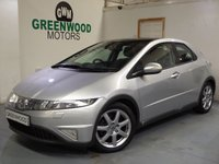 2008 HONDA CIVIC 1.8 i-VTEC EX i-Shift 5dr £4990.00