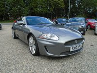 2010 JAGUAR XK 5.0 Supercharged 2dr £19995.00