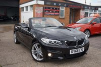 2016 BMW 2 SERIES 1.5 218i M Sport (s/s) 2dr £16490.00