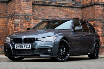 2015 BMW 3 SERIES 3.0 335d M Sport Touring Sport Auto xDrive (s/s) 5dr £20977.00