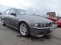 USED 2003 52 BMW 5 SERIES 2.5 525I SPORT TOURING AUTOMATIC LONG MOT