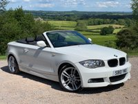 USED 2010 10 BMW 1 SERIES 2.0 118D M SPORT 2d AUTO 141 BHP STUNNING COLOUR
