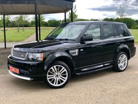 2007 LAND ROVER RANGE ROVER SPORT 3.6 TDV8 SPORT HSE AUTO 269 BHP 2012 AUTOBIOGRAPHY BODY STYLING 5DR ESTATE £8750.00