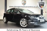 USED 2016 66 SEAT LEON 2.0 TDI FR TECHNOLOGY 3DR 184 BHP full service history *NO ADMIN FEES* FINISHED IN STUNNING MIDNIGHT METALLIC BLACK WITH HALF BLACK LEATHER INTERIOR + FULL SERVICE HISTORY + SATELLITE NAVIGATION + BLUETOOTH + TECHNOLOGY PACK WORTH £1000 + CRUISE CONTR + PARKING SENSORS  + ELECTRIC MIRRORS + MULTI FUNCTION STEERING WHEEL + CONVENIENCE PACK PLUS + 18 INCH PERFORMANCE ALLOY WHEELS