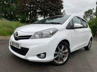 2013 TOYOTA YARIS 1.3 VVT-I SR 5d 98 BHP £5490.00