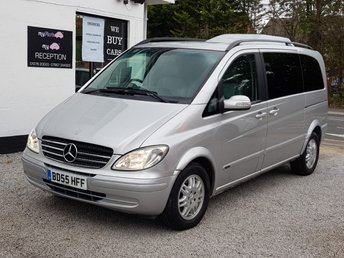 2005 MERCEDES-BENZ VIANO