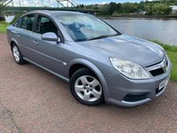 USED 2007 07 VAUXHALL VECTRA 1.8 VVT EXCLUSIV 5d 140 BHP ***TRADE IN TO CLEAR ***