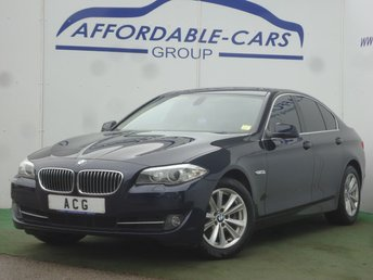 2011 BMW 5 SERIES 2.0 520D SE 4d 181 BHP £7500.00