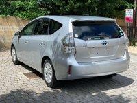 USED 2014 14 TOYOTA PRIUS PLUS 1.8 VVT-I 5d AUTO 99 BHP 7 SEATER 7 Seater ULEZ Hybrid, PCO Ready, Warranty, MOT, Finance