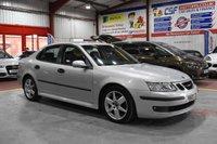 2007 SAAB 9-3 2.0 VECTOR SPORT T 4d AUTO 175 BHP £3295.00