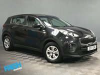 USED 2017 17 KIA SPORTAGE 1.7 CRDI 1 ISG  * 0% Deposit Finance Available