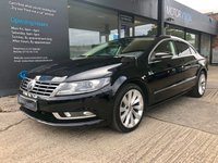 2012 VOLKSWAGEN CC 2.0 GT TDI BLUEMOTION TECHNOLOGY 4d 140 BHP £6999.00