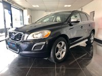 USED 2010 10 VOLVO XC60 2.0 D3 DRIVE R-DESIGN 5d 161 BHP Heated Leather, Sunroof, Full Volvo History